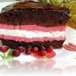 Торт Улыбка негра