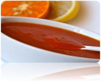 Китайский соус остро-сладкий