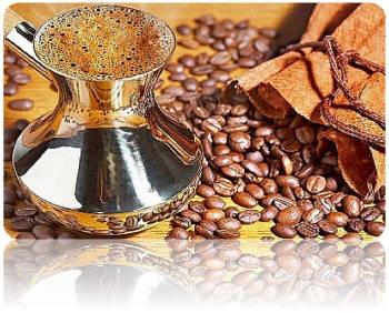 Готовим кофе по турецки